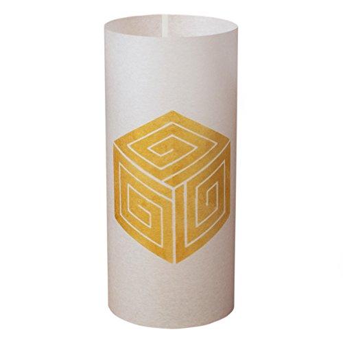 MITSU YOSE INAZUME - Japanische Lampe Handgefertigt - Licht, Lampenschirm, Laterne, Shoji Lampe - Japanische Möbel - Asiatische, Orientalische Lampe - Shoji-papier-laternen