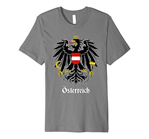 Österreichischer Eagle T-Shirt Osterreich Stolz Österreich Tee