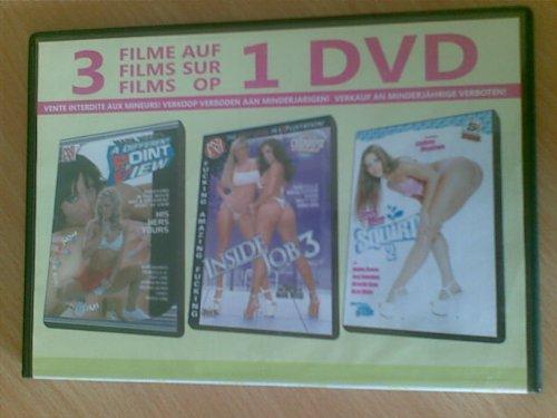 Hardcore Pornos 3 Filme auf 1 DVD