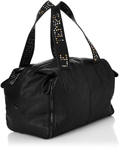 Le Temps des Cerises  Fresh 1,  Damen Tasche Schwarz - Noir (Noir 0127)