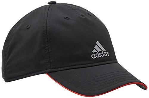 adidas Climalite Cap Kappe schwarz (OSFM - Einheitsgröße Herren) (Running-cap Adidas)