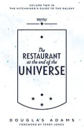 The Hitchhiker's Guide to the Galaxy, Tome 2 : The Restautant at the End of the Universe