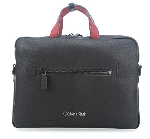 Calvin Klein Triple Block Bolsa de ordenador portátil 14? negro
