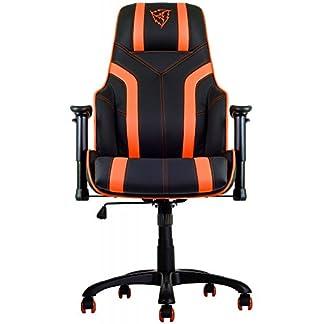 THUNDERX3tgc20bo silla Gaming Profesional, metal/plástico, Negro, 64x 33x 97cm
