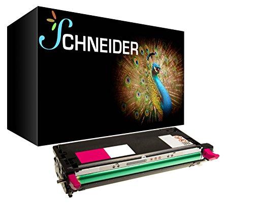 BUSINESS Toner Magenta für Dell 3110CN/3115CN, 8000 Seiten bei 5% Deckung, Druckqualität wie beim Original Dell -