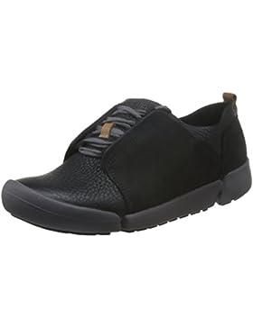 CLARKS Sport scarpe per le donne, colore Nero, marca, modello Sport Scarpe Per Le Donne TRI BELLA Nero