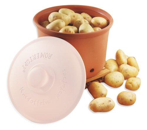Unterteil - Vorratstopf für Kartoffeln von RÖMERTOPF® made in Germany / Römertopf / Ersatzunterteil