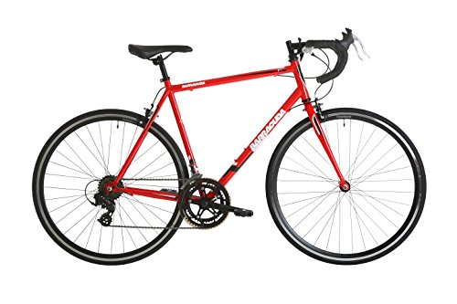 Barracuda Corvus Gents 700c 14 Speed Road Racing Bike Cycle Red Limited Edition
