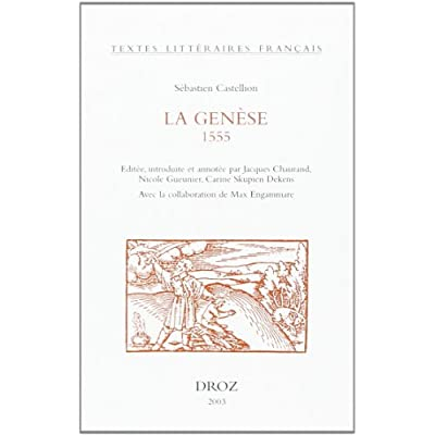 La Genese 1555 Pdf Download Saradraga