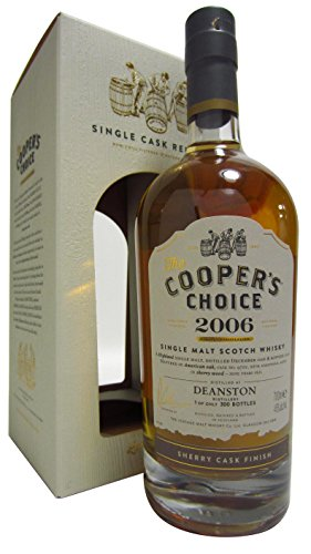 Deanston - Coopers Choice Single Cask # 9702 - 2006 9 year old Whisky