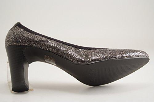Karston ,  Scarpe col tacco donna Nero