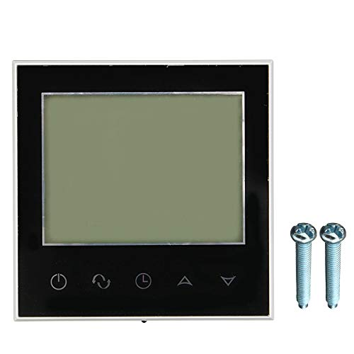 TuToy Smart Programmable Thermostat Digital Temperature Controller Lcd Touch Screen -