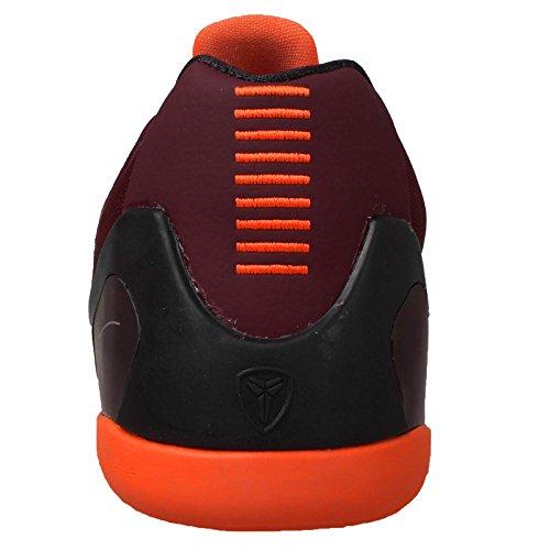 Kobe Ix Em Bg Chaussures de sport de formation de Nike Kid 1996-DEEP GARNET/METALLIC GOLD