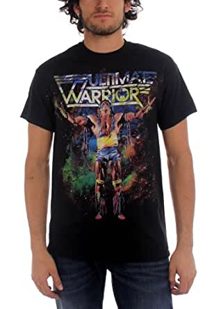 Ultimate Warrior, The - Warrior Priest Mens T-Shirt, Small, Black