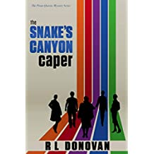The Snake's Canyon Caper: Grifters of the Ivory Towers (The Pirate Queens Mystery Series Book 1) (English Edition)