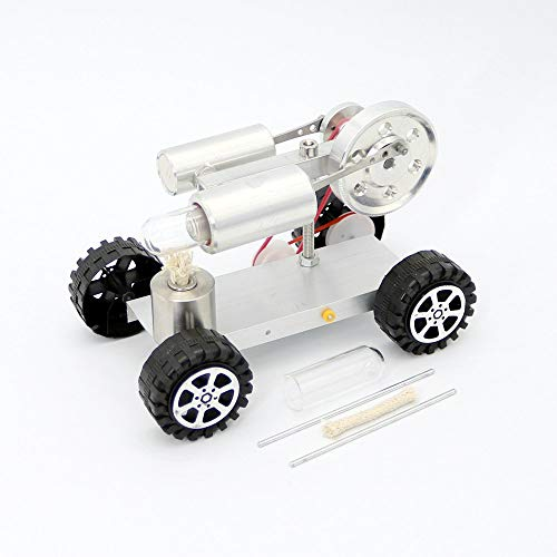 Mini Hot Creative Air Stirling Motor Motor Modell Educational Spielzeug Auto Kits Waren (Modell-kits Autos)
