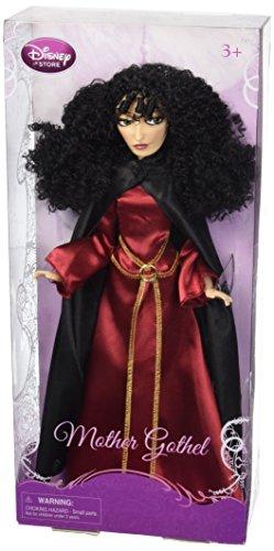 "Rapunzel Mother Gothel Doll 12"""