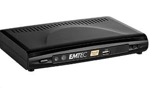 Emtec Movie Cube N150H Full HD Multimedia-Recorder (HDMI, HD-DVB-T, USB 2.0)