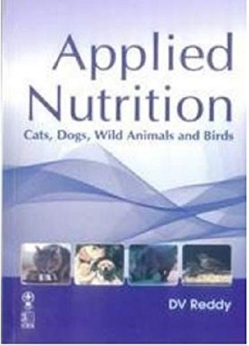 Applied Nutrition Cats Dogs Wild Animal and Birds (PB 2019)