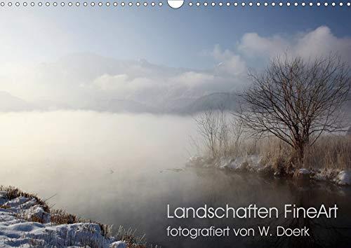 Landschaften FineArt (Wandkalender 2020 DIN A3 quer): Faszinierende Landschaftsstimmungen im Jahresablauf (Monatskalender, 14 Seiten ) (CALVENDO Natur)