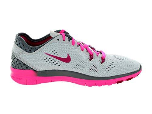 Nike W Free 5.0 Tr Fit 5 Brthe, Scarpe sportive, Donna Grigio