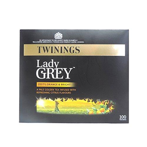 Twinings - Lady Grey Zesty, Orange & Bright - 250g (Case of 4)