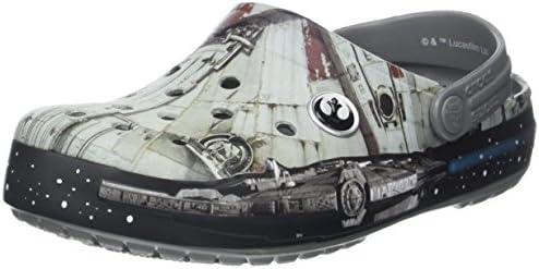 Crocs Crocband Millennium Falcon, Zuecos Unisex Adulto