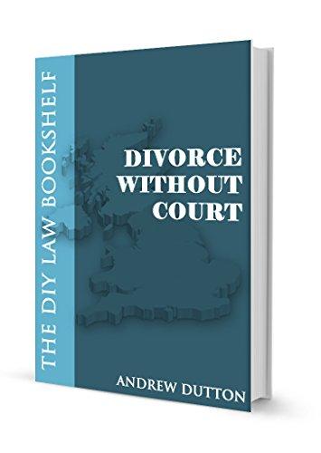 Divorce Law And Procedure The DIY Bookshelf Book 8 By Bens