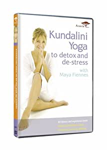 Kundalini Yoga to Detox and De-stress [DVD]