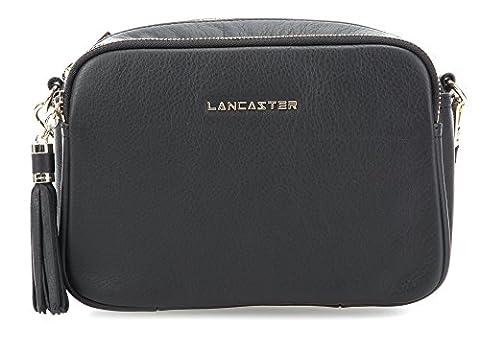 Lancaster - Sac Lancaster porté travers ref_lan35301-noir
