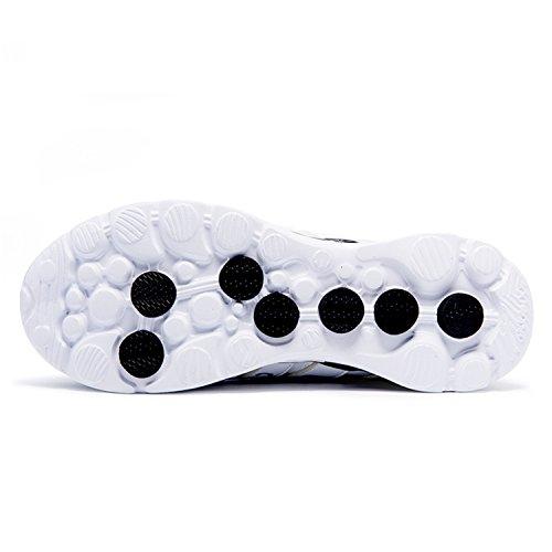 Onemix Ultraléger Chaussures de Course Homme White / Black