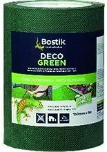 Quality ferretería plus M282064 - Banda union adhesiva deco garden verde 15 cm x 5 m