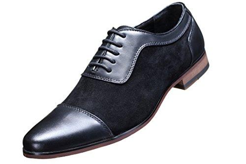 Galax Chaussure Derbie Gh3061 Black Noir