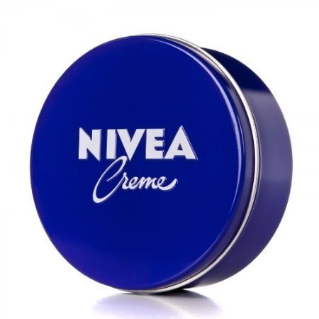 Genuine German Nivea Creme Cream Made in Germany 250ml metal tin