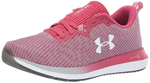 Under Armour Micro G Blur 2, Scarpe Running Donna, Rosa (Impulse Pink MOD Gray 602), 39 EU