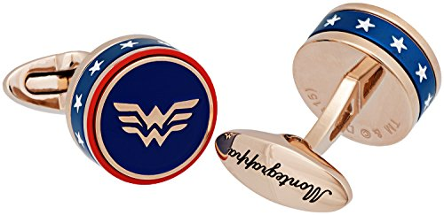 montegrappa-dc-comics-superheroes-wonder-woman-rose-gold-plated-blue-red-cufflinks-iddcclpu
