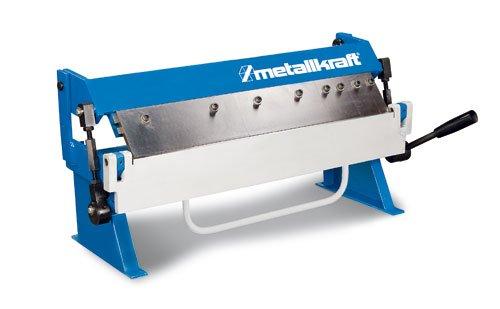 Metallkraft HSBM 610HS–Falzmaschine Blechschild