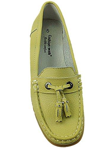 Foster Footwear - Ballet donna Pistachio Green