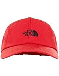 The North Face Ascentials TNF Gorras, Unisex adulto, Multicolor (Tnf Red/Tnf Blk), Talla única