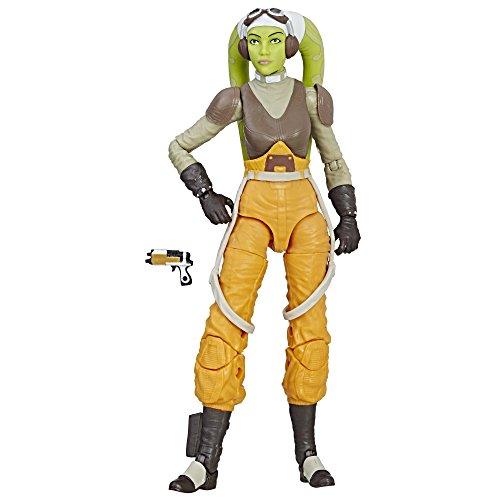 Hasbro Star Wars Rebels The Black Series Hera Syndulla 1pieza(s) Multicolor Niño/niña - Figuras de juguete para niños (Multicolor, 4 año(s), Niño/niña, Acción / Aventura, 152,4 mm, 1 pieza(s))