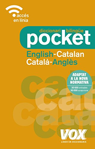 Diccionari Pocket English-Catalan / Català-Anglès (Vox - Lengua Catalana) por Vox Editorial
