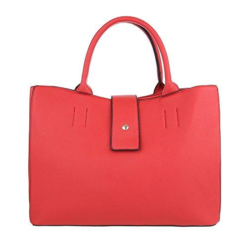 Taschen Handtasche Rot