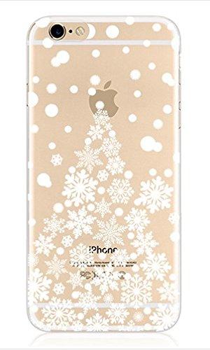 Designer Style iPhone 6/6S klar Paisley Retro Vintage Boho Dream Catcher Chic Soft TPU Case/Cover von im, plastik, xmastree, iPhone 6