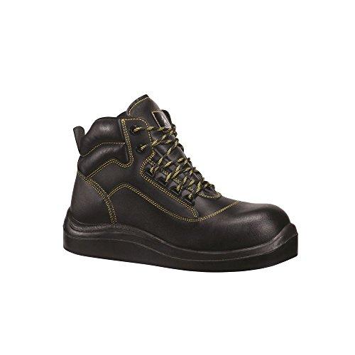 Lemaitre Chaussures de Sécurité Montantes Sirocco Road SBP Hi HRO SRA Noir