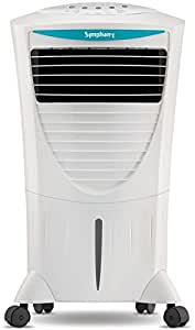 Symphony Hicool i 31 Ltrs Air Cooler (White) - with Remote Control