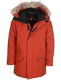 0b614997b87 Canada Goose Veste en Duvet Langford Parka Red Jasper