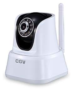 CGV M-CAM HD Caméra IP sans fil Blanc