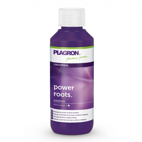 Plagron Power Roots Wurzelstimulator 100ml Dünger Dung Booster Zusatz Grow -