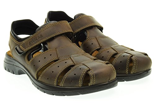 ENVAL SOFT uomo sandali 58951/00 40 Marrone