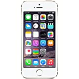 Apple iPhone 5S Oro 32GB Smartphone Libre (Reacondicionado Certificado)